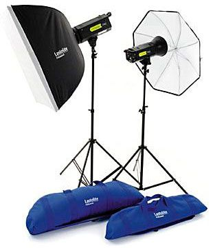 Lastolite kit flash 2x400 Lumen8 test review