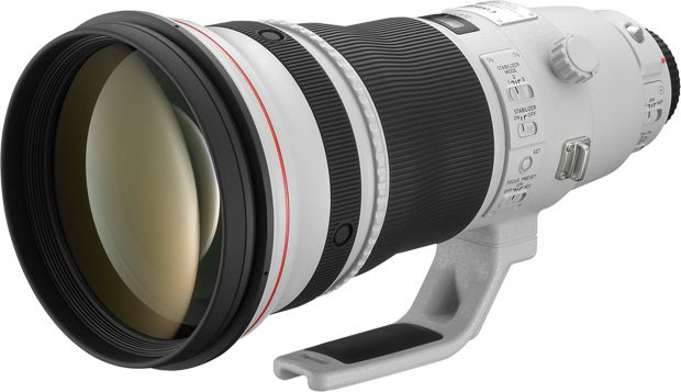 Canon EF 400 mm f2.8 L IS II USM