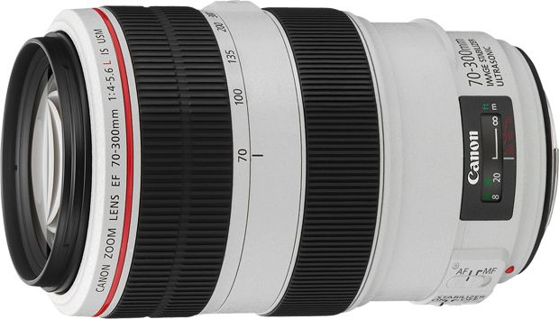 Canon EF 70-300 mm f/4-5,6L IS USM