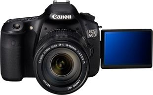 Canon 60D test review