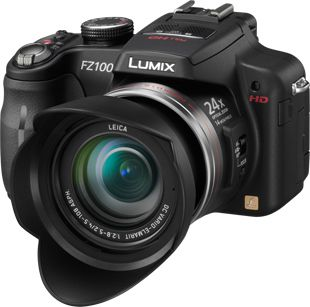 Panasonic FZ100 test review