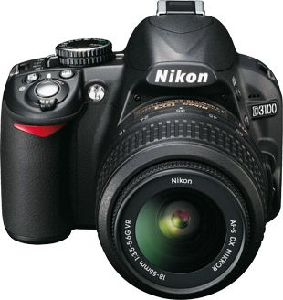 Nikon D3100 test review