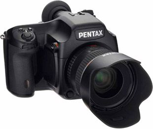 Pentax 645D test review