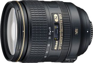 Nikkor 24-120 mm f/4G ED VR test review