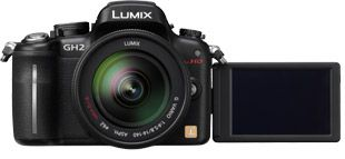 Panasonic GH2 test review