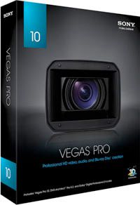 Sony Vegas Pro 10 test review avis