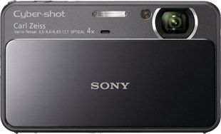 Sony Cyber-shot T110 face