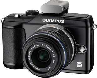Olympus Pen E-PL2 communication penpal bluetooth