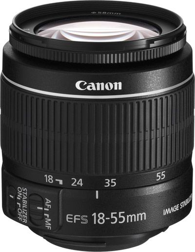 Canon 18-55 mm IS III