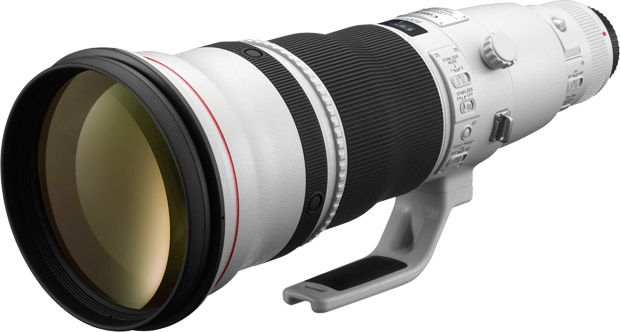 Canon 600 mm f/4 L USM IS II