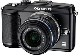 Olympus E-PL2 test review