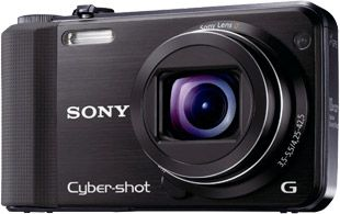 Sony HX7V test review avis