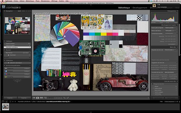 Adobe Lightroom 3.4 RC
