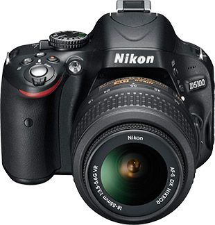 Nikon D5100 test review