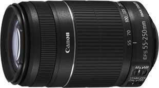Canon 50-250mm f/4-5,6 IS II