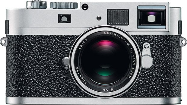 Leica M9-P en version argent