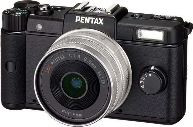 Pentax Q test review