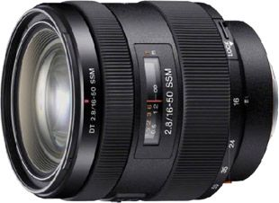 Sony SAL 16-50 mm f/2,8 SSM