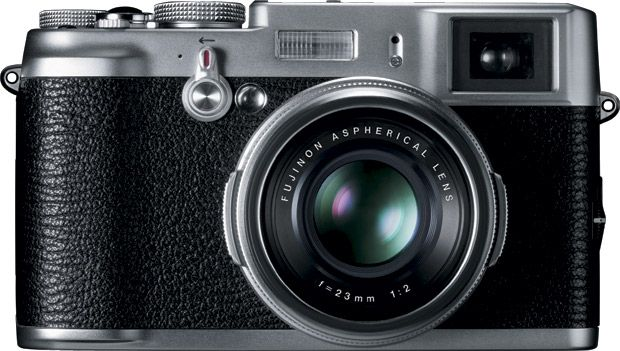 Fujifilm X100 test review