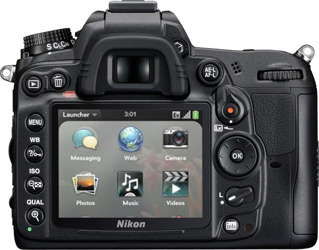 Nikon + WebOS un futur possible ?