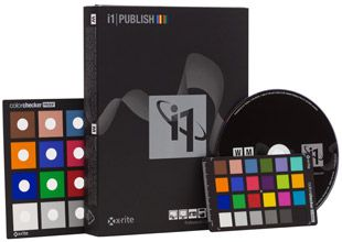 X-Rite i1 Publish gestion de la couleur