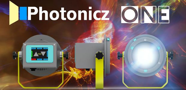 Photonicz One : un flash Led d'une puissance équivalente à 2 500 Ws