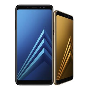 Samsung Galaxy A8 et A8+ toujours plus proches des Galaxy S