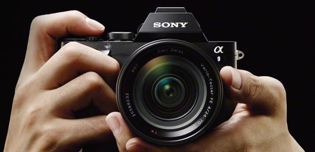Le Sony A9 passe en version 2.00