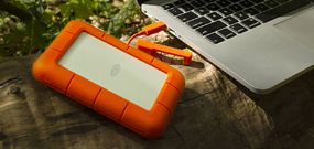 Concours photo : gagnez un SSD LaCie Rugged Thunderbolt USB-C 2 To