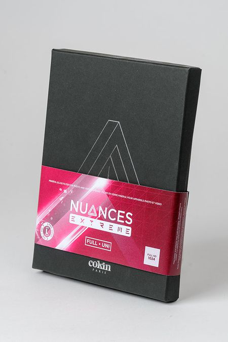 Cokin Nuances Extreme filtre ND1024 packaging