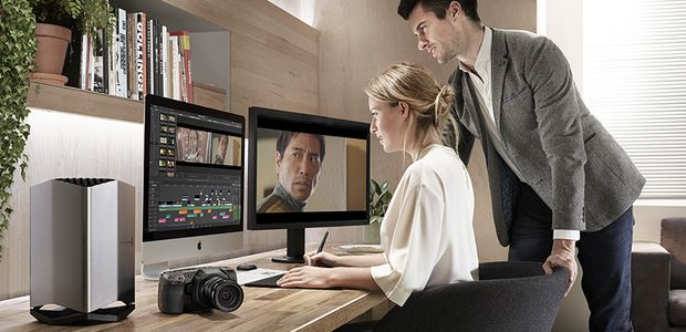Blackmagic eGPU : un TURBO pour votre station de post-production !
