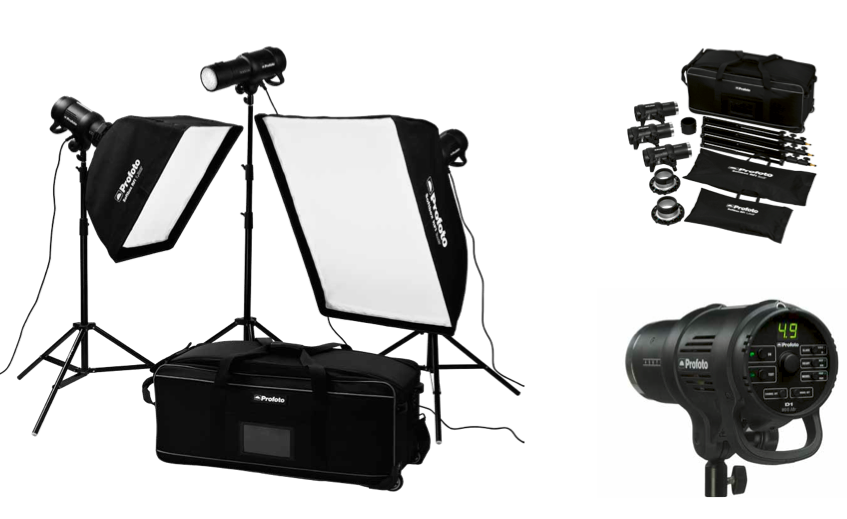 Kit Profoto Studio D1 Air