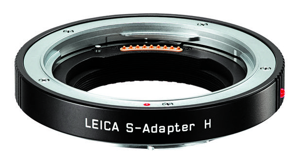 Leica S2 Hasselblad adapter