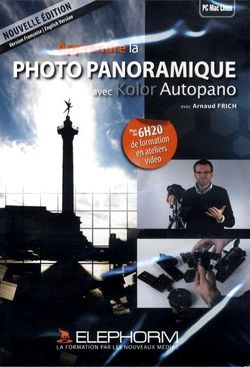 La photo panoramique avec autopano : les projections