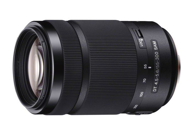 SOny DT55-300mm F4.5-5.6 SAM