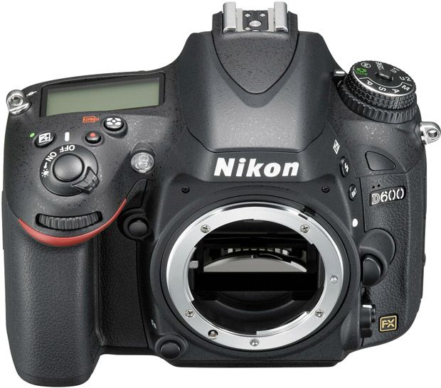 Nikon D600 test review avis