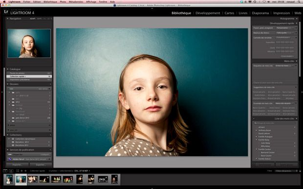 Adobe Lightroom 4.2 disponible