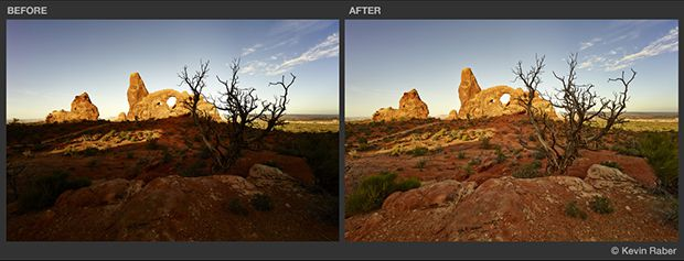 Capture One 7 : hdr
