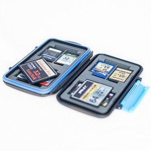 PNY Professional Memory Card Case