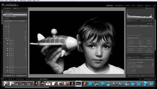 Adobe Lightroom 4.3 disponible