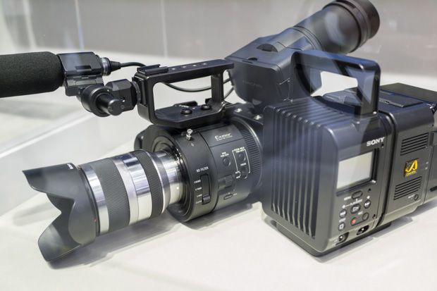 Sony CineAlta F5