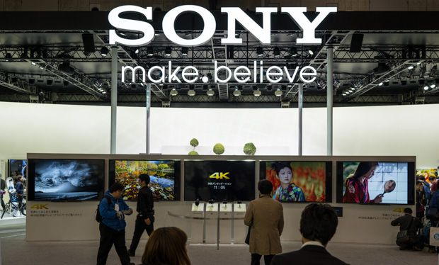 Stand Sony au CP+ 2013