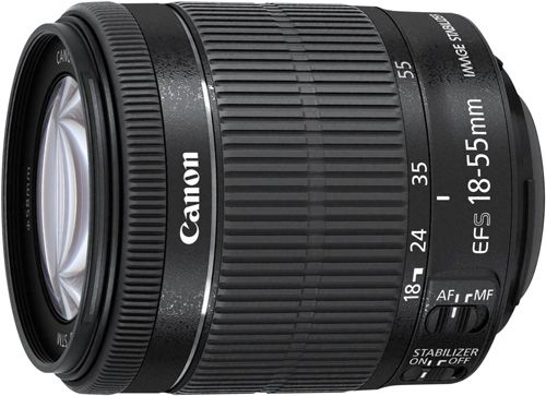 Canon 18-55 mm f/3,5-5,6 IS STM