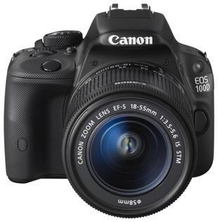 Canon EOS 100D test review avis