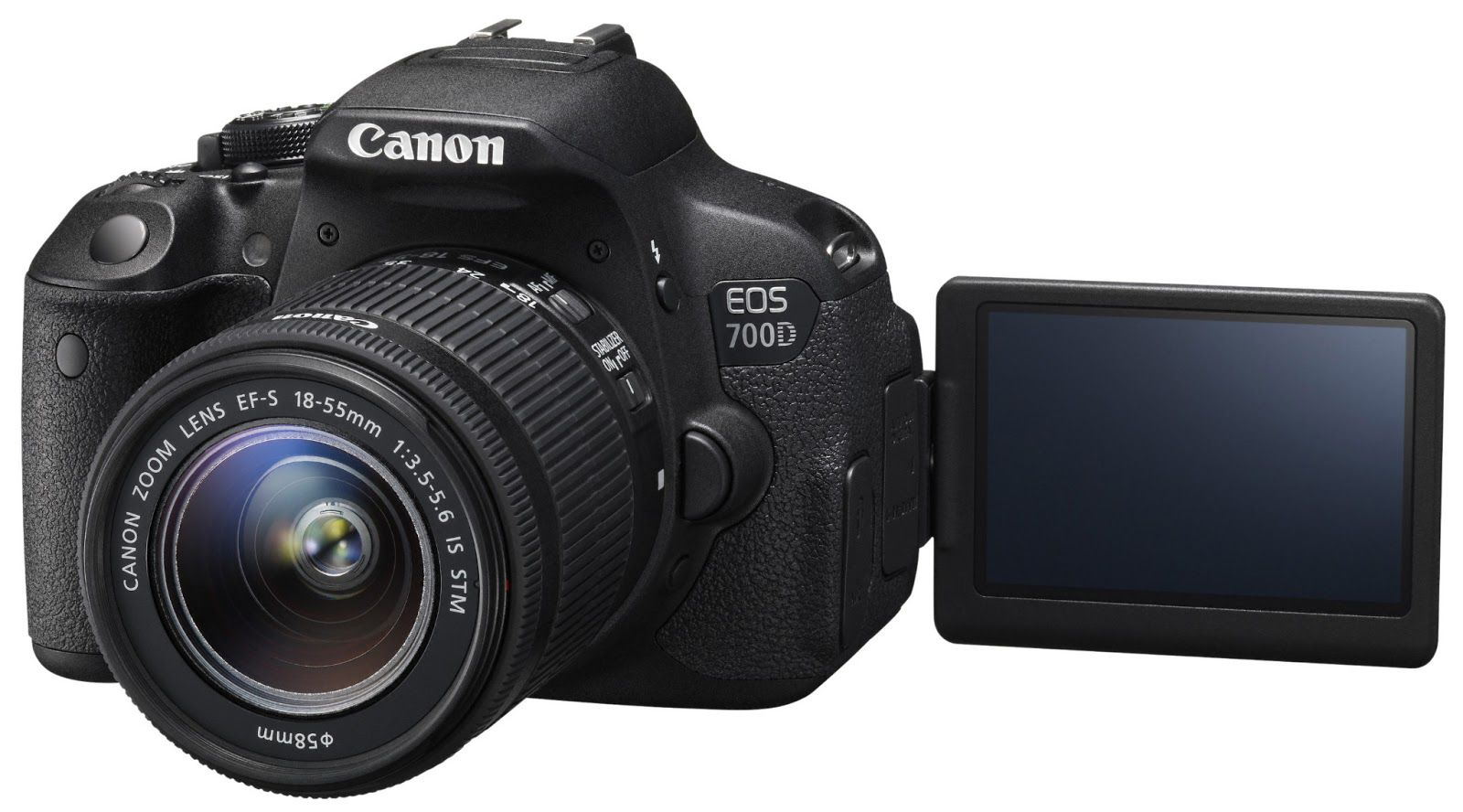 Canon 700D test review