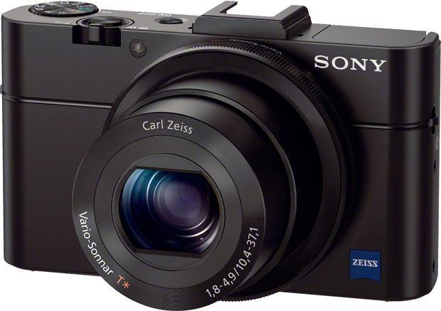 Sony RX100 M2 vue 3_4