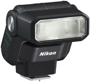 Nikon Speedlight SB-300 face