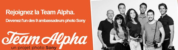 Sony Alpha Team