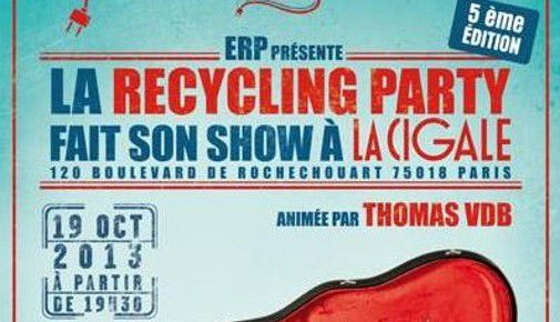 recycling party