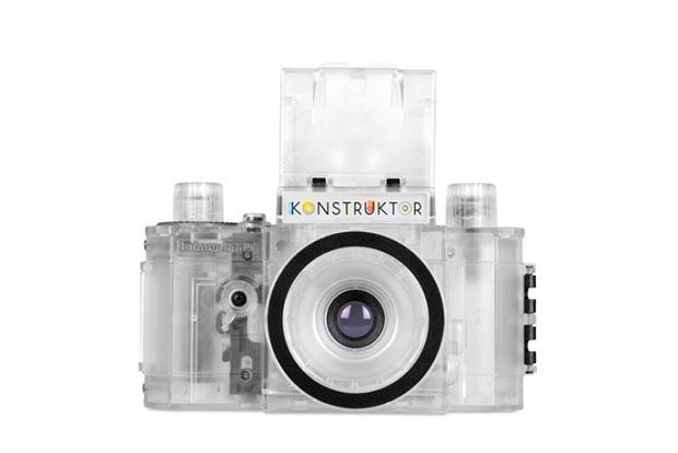 lomography transparent face